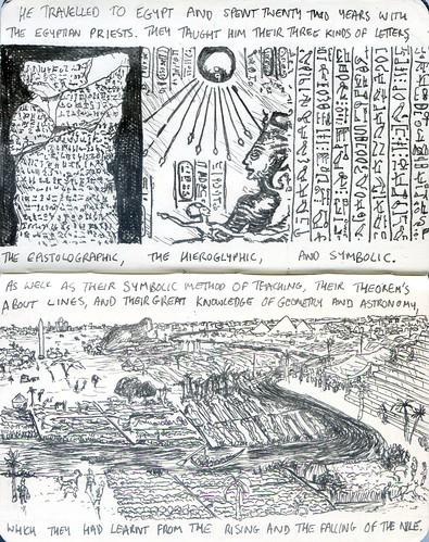 The Lives of Pythagoras 6