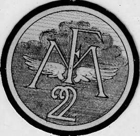 Maurice Farman 22 . Escadrille MF22