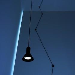 Pendant Light N-EURO by Davide Groppi x Beppe…