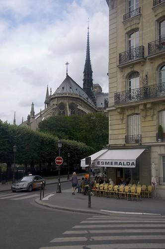 Cité, Paris...