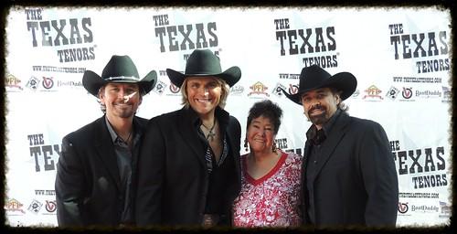 The Texas Tenors in Branson