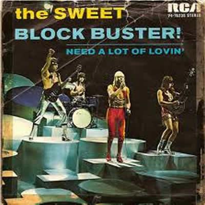 Blockbuster The Sweet