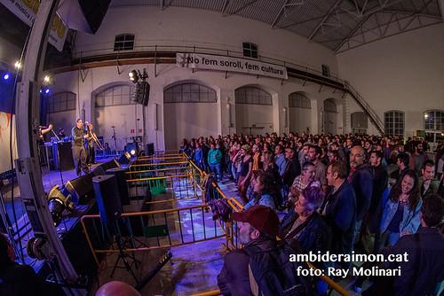 Fermin Muguruza & Chalart58, El Tingladu, Nau del Ferrocarril, Vilanova i La Geltrú, 22-04-2017_38