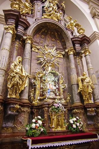 Praga, Nuestra Señora de la Victoria – Niño Jesús de Praga del Niño Jesus, Prague Eglise Notre Dame des victoires et de l'Enfant Jesus
