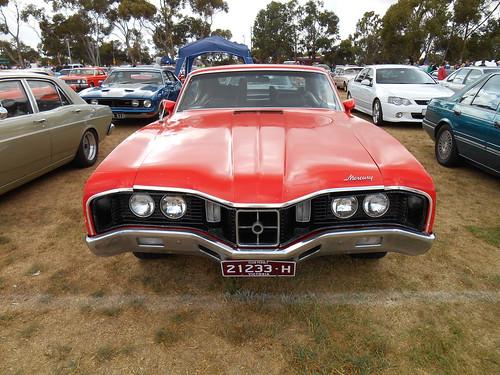1970 Mercury Cyclone 429 N Code