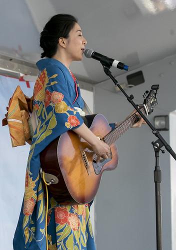 2017 Sakura Matsuri Festival  (671)Kana Uemura
