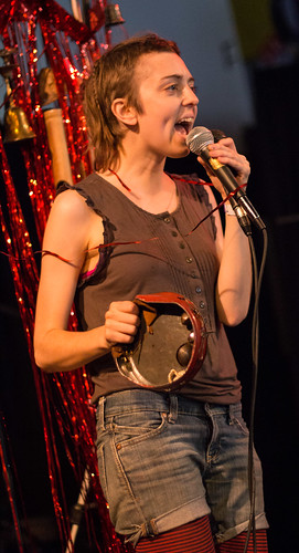 Kate Ferencz @ Ladyfest Philly 2013 IV