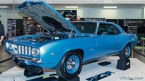 1969 COPO Camaro