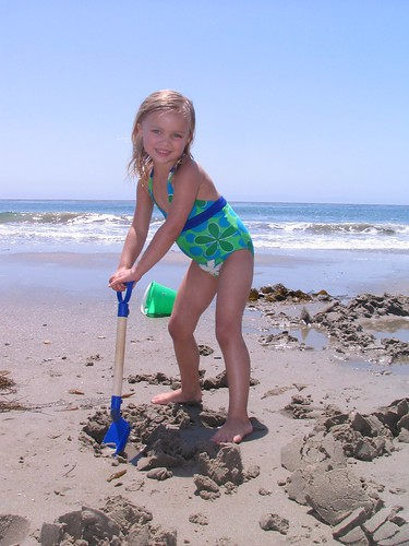 Week at the Beach House, Carpinteria