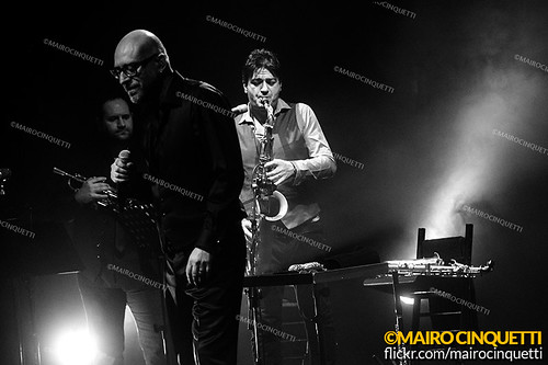 Mario Biondi - Teatro degli Arcimboldi - Milano - 13 Dicembre 2013 - © Mairo Cinquetti-49