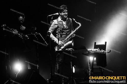 Mario Biondi - Teatro degli Arcimboldi - Milano - 13 Dicembre 2013 - © Mairo Cinquetti-48