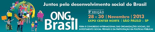 ONG Brasil 2013 - Expositores
