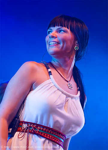 Adjagas, WOMAD UK 2013