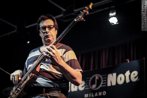 Scott Henderson, Jeff Berlin, Dennis Chambers @ Blue Note Milano 04-10-2013