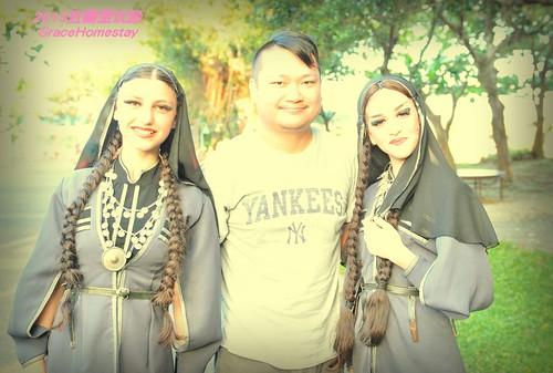 2013.Yicf,Yilan..喬治亞 凱拉塔里民俗舞蹈團 Folk Dance Group Kelaptari ~Gracehomestay