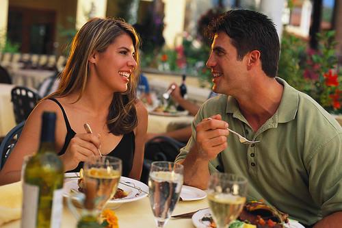 Find a lover to eat dinner together!