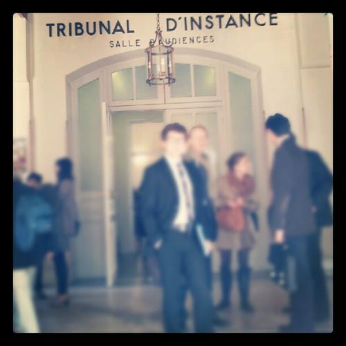 Tribunal d'istance - Paris