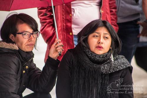 2013/03/12 Velada-acción por la dignidad y las justicia de las niñas de guatemala #FueElEstado #Feminicida
