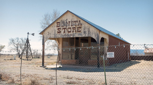 Bonita Store (1898), view02, Hwy 266, Bonita, Arizona, USA