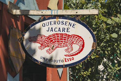 Querosene Jacaré