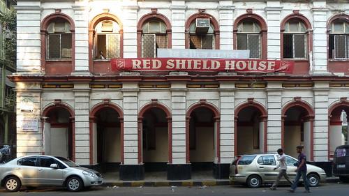 India - Maharashtra - Mumbai - Red Shield House