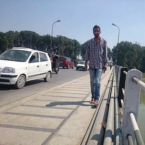 #selfie #amjiddader #amjid #adsa #kashmir #jehlum #AbdullahhBridge #ZeroBridge #srinagar