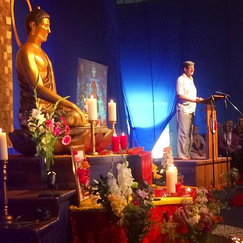 Nagabodhi reflecting on 40 years since Sangharakshita's talks on building a new society, which are the theme for this Convention. + follow thebuddhistcentre.com/features #Buddhist #Buddhism #Dharma #Triratna