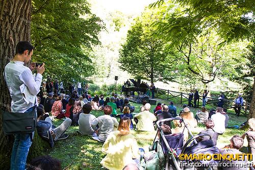 TAKAIRO YOSHIKAWA - Giardini di Villa Reale - Milano - 17 Maggio 2014 - © Mairo Cinquetti-27