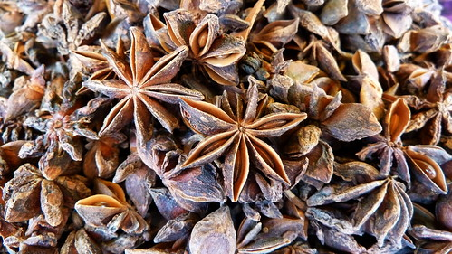 India - Rajasthan - Market - Star Anise