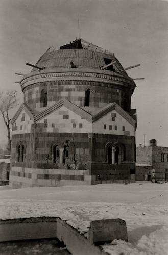 Emir Saltuk Tomb in Erzurum