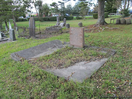 ATKINSON family grave - 2 sons went to war and returned