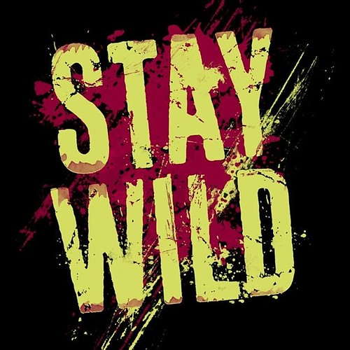 regram @underheaven.designs A New T-Shirt is on the way...Stay Wild, Stay In Touch (with us😀)!! #shirt #streetstyle #tshirt #fashion #casual #mensfashion #picoftheday #streetstyle #motivation #inspiration #hustle