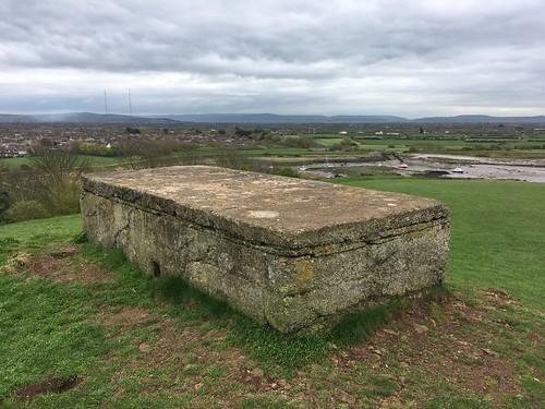 bunker, Wain's Hill, Clevedon