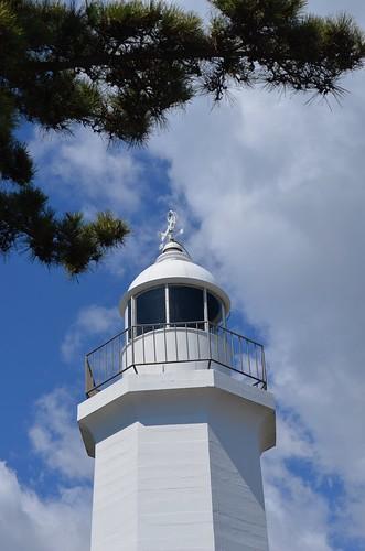 Shimizu (Miho Saki) Lighthouse