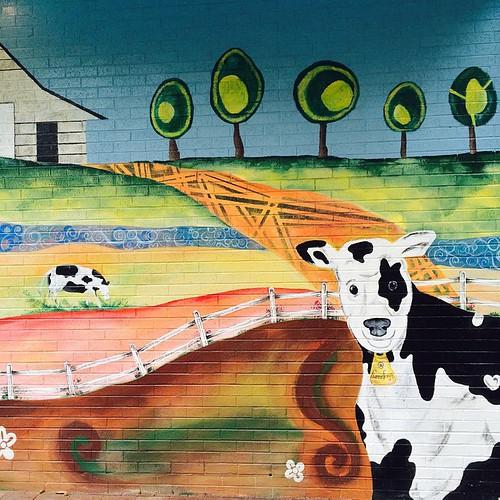 Mural at Yotopia. #icdowntown @yotopia