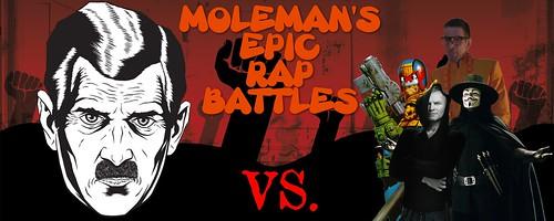 Moleman's Epic Rap Battles #33: Sting Vs. Big Brother