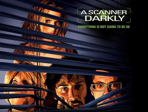 A Scanner Darkly / Помутнение (2006)