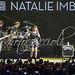 Natalie Imbruglia performs live in Rome.