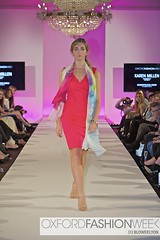 The Cosmopolitan Show - Oxford Fashion Week - The Macdonald Randoph Hotel, Oxford 07-03-14