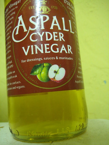 Aspall Cyder Vinegar 2 by AndyRob