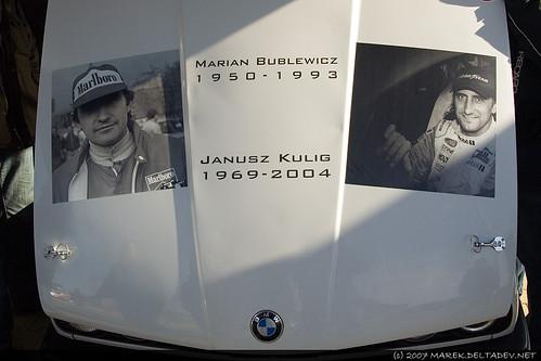 Maska BMW Klementowiczów