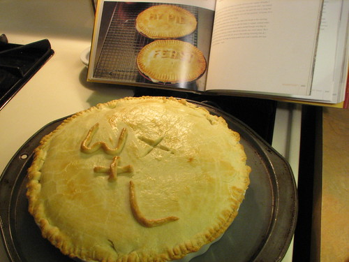 Nigella's Chicken Pot Pie