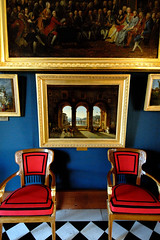 The red armchairs (jmvnoos in Paris) Tags: blue red paris france castle rouge gold golden nikon or palace bleu explore 100views napoleon 400views 300views 200views d200 armchair chateau chteau breathtaking fauteuils fauteuil malmaison napolon dor armchairs josphine rueilmalmaison 20faves views300 faves15 seeninexplore platinumphoto colorphotoaward goldenphotographeraward diamondclassphotographer flickrdiamond envyofflickr overtheexcellence theperfectphotographer jmvnoos naploleon 10favesext 15favesext 20favesext redo400views