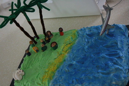 'Lost' cake