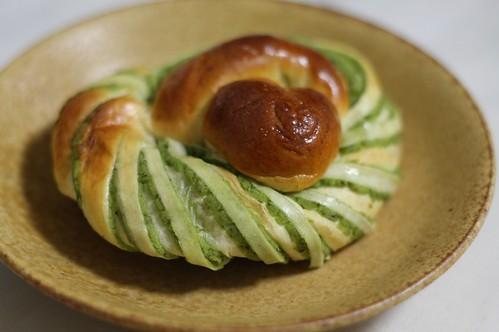 a sweet bread