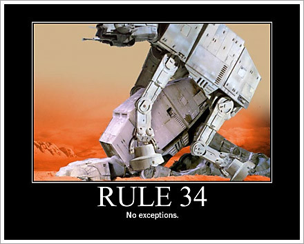 rule 34 star wars walkers