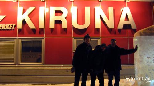 Kiruna - Airport