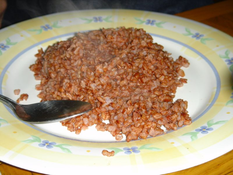 Bhutanese Organic Brown Rice