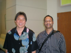 Shashi Bellamkonda Network Solutions Social Media Swami meets  Guy Kawasaki