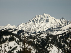 Mt. Stuart from summit